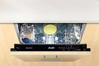 Sauter SVH91JF1 Lave Vaisselle Intégrable 59,6 cm Nombre de Couverts: 13 Classe: A Intégrable