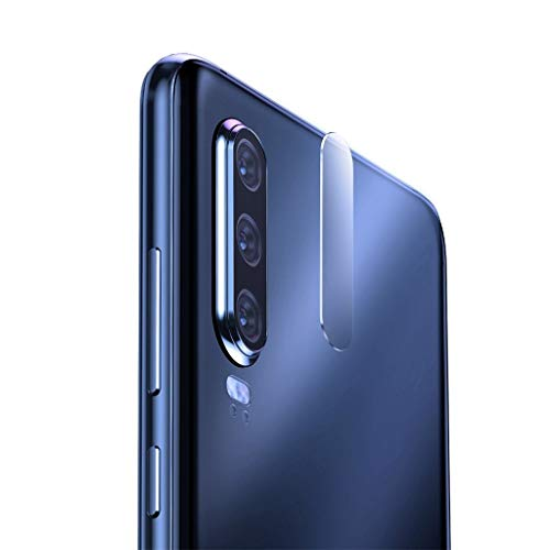 Für Huawei P30 Pro 6.47Zoll /Huawei P30 6.1Zoll Gehärtetes Glas-Schutz-Kamera-Film Protector Kamera Film Tempered Glass Hardness Cover Ultra Clear Anti Scratch 2PCS/5PCS (2PCS, Huawei P30)