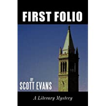First Folio: A Literary Mystery