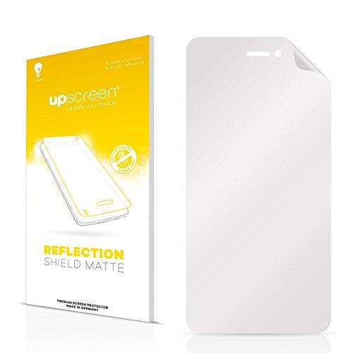 upscreen Reflection Shield Matte Bildschirmschutz Schutzfolie für Wiko Kite (matt - entspiegelt, hoher Kratzschutz)