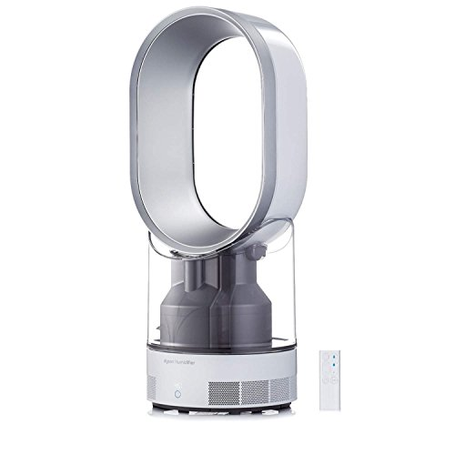Dyson AM10 Humidifier and Fan, White/Silver