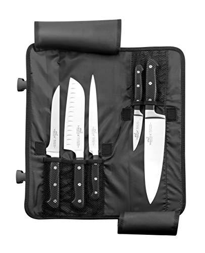 Trousse 5 Couteaux Pluton Sabatier International