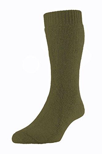 sub-zero-wool-blend-cushioned-short-thermal-walking-socks-large-uk10-12-military-green