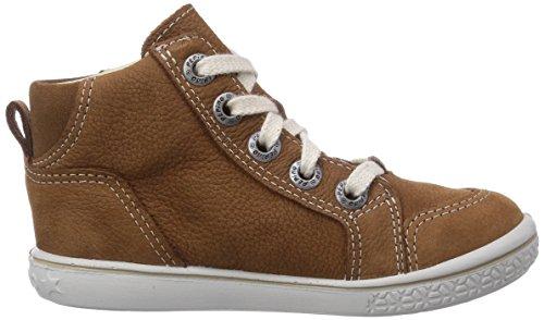 Ricosta - Danny, Sneaker alte Unisex – Bambini Marrone (Braun (curry 260))