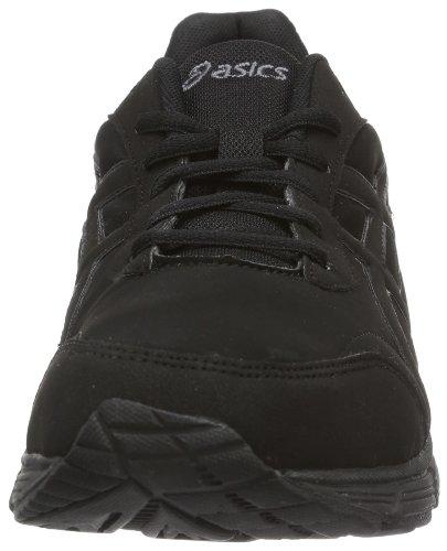 Asics Gel-mission, Chaussures de marche homme Noir (Schwarz/BLACK/ONYX/CHARCOAL 9099)