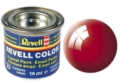 Preisvergleich Produktbild REVELL Farbe feuerrot, glänzend (31)