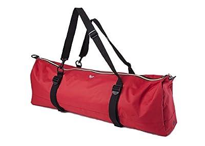 Multi-Funktion Workout Tote Yoga Mat Bag. Schulter Tote oder Rucksack, passend für alle Große Matte Größe Breite + großzügigen Platz für Handtuch, Schuhe, Block, Wasser Flasche und Wertsachen. Langlebig, reißfest, Fahrt zur und von der Arbeit und Yoga, Gy
