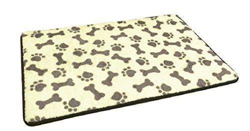 Alfombrilla espuma memoria Bean Pet/perro/cama Base