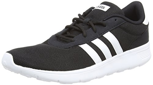 adidas Damen Lite Racer W Fitnessschuhe Schwarz (Core Black/ftwr White)