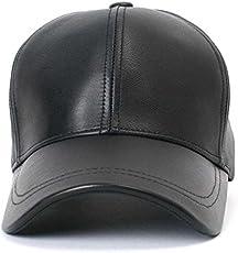 SAIFPRO Black Plain Polyester Caps