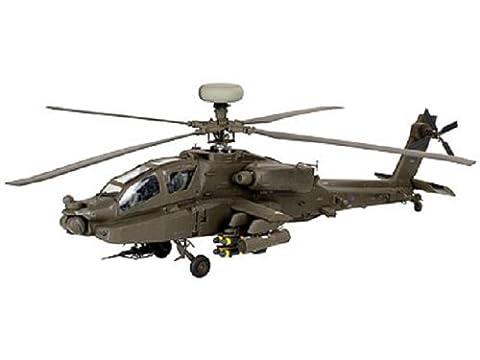 Revell - AH64D Longbow Apache Brit.Army/US.Army 1:48