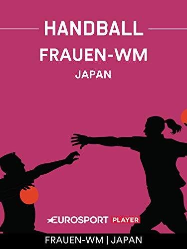 Handball:Frauen-WM2019 in Japan / Gruppenspiel:Australien - Deutschland