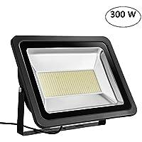 2x 100W LED Flood Light Warm White Outdoor Lighting Spotlight Garden Yard Lamp