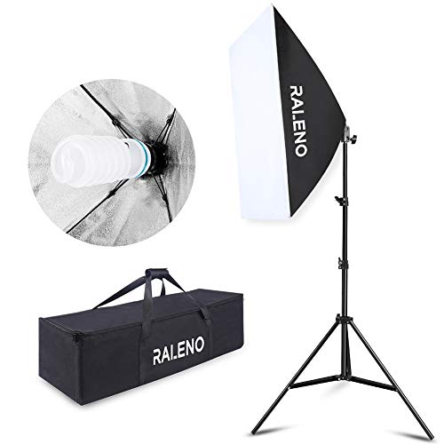 Studio Softbox Iluminación Kit Fotografía