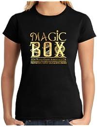 Magic Box Ladies T-Shirt inspired by Buffy The Vampire Slayer