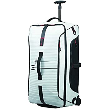 Disney by SAMSONITE - Paradiver L - Star Wars Duffle à roulettes Bag 55/20 Travel Duffle, 55 cm, 48.5 liters, Multicolore (Star Spaceships White)