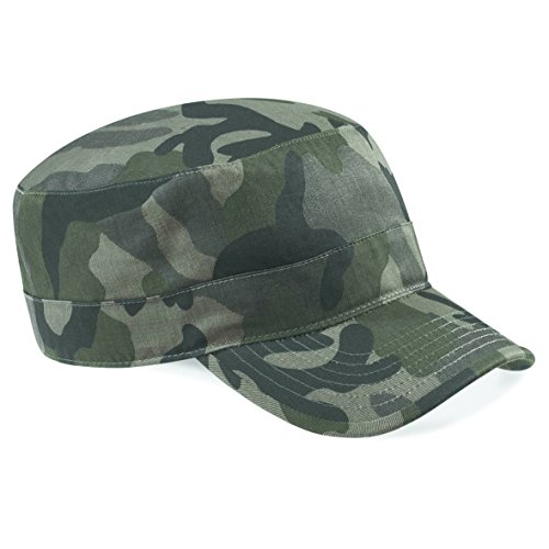 Beechfield Camouflage Army cap (2 colours) Test