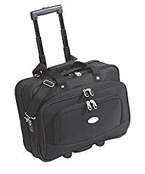 Trolley Boardcase Business Case with thoughtful layout and laptop compartment
