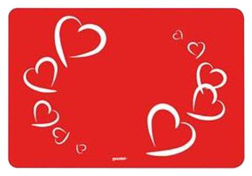Guzzini 22604265 Tovaglietta, Modello Love