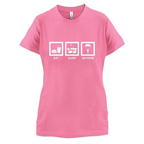 Eat Sleep Skydive - Damen T-Shirt - 14 Farben Azalee