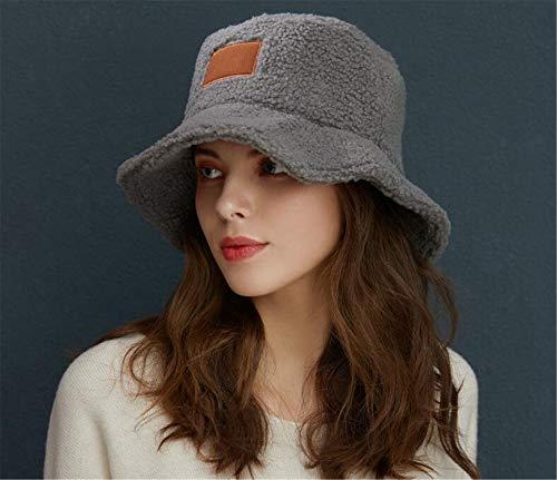 MS.REIA Retro Fischer-Hut-warme Fleece-Hüte windundurchlässige Snowproof Art und Weise warme Kappe Crazy Fleece Hüte