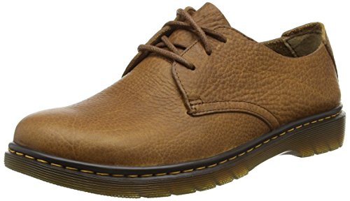Dr. Martens Bexley Grizzly Tan, Derby Homme