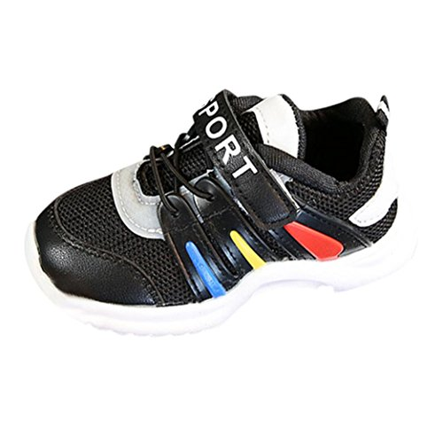ZODOF Toddler Kids Sport Running Zapatos bebés Boys