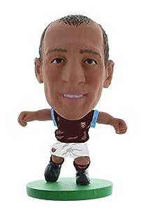 SoccerStarz Pablo Zabaleta soc1161-West Ham United-Kit de casa (Classic)/Cifras