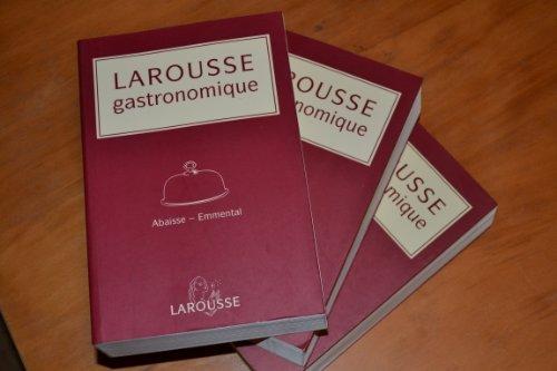 Le Larousse gastronomique, coffret