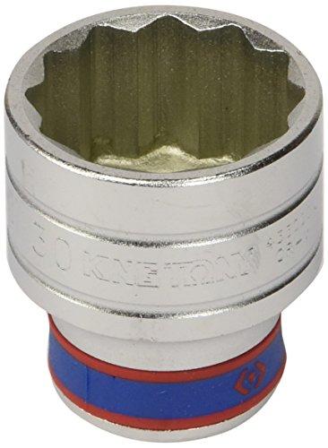 Preisvergleich Produktbild King Tony 433030 M 12-points Sockel,  30 mm,  1 / 2