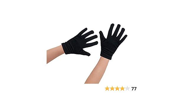 Inhzoy 1 paire de gants en r/ésille color/és pour enfants et adultes
