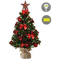 Weihnachtsbaum Fertig Dekoriert Kaufen.Suchergebnis Auf Amazon De Für Weihnachtsbaum Geschmueckt