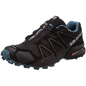 41NDfsWmoAL. SS300  - SALOMON Speedcross 4 Nocturne Gore-TEX Trail Running Shoes - AW18