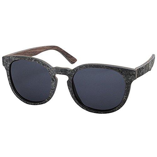 Ppy778 Neueste Sonnenbrillen polarisiert für Männer Frauen , Blendschutzbrille UV Schutz (Color : Brown)