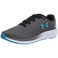 Under Armour UA Charged Pursuit 2, Men's Running Shoes,Grey (Pitch Gray/White Escape ),11 UK/46 EU