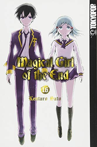 Magical Girl of the End 16 (Blut-splatter-band)