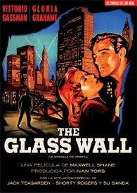 The Glass Wall (Region 2) by Vittorio Gassman