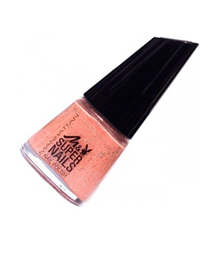 Manhattan Limited Edition Manhattan & Playboy Super Nails Nail Polish Nr. 06 Nectarine Power Farbe:...