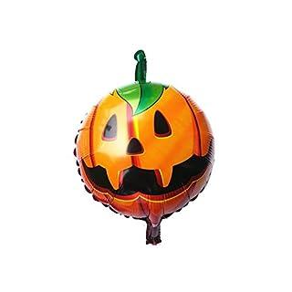 Balight Halloween Party Dekoration Collection Aluminium Folie Luftballons Kürbis Fledermaus Kofferraum Hexe Totenkopf Katze Spider Musical Note Luftballons Drop in 20Arten, a9