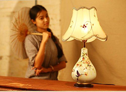 wysm Vaso pastorale cinese moderna lampada in