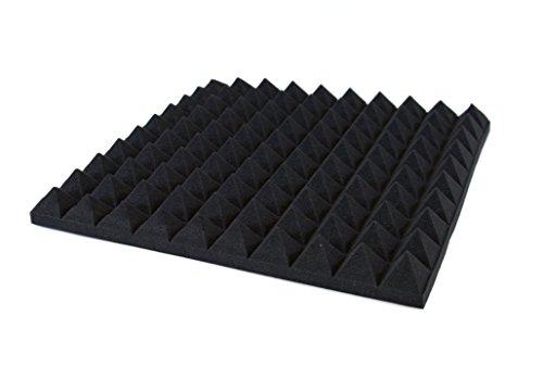 lot-de-4-500-mm-x-500-mm-b1-feu-noir-acoustique-en-mousse-pyramide-panneaux-spike-studio-isolation-s