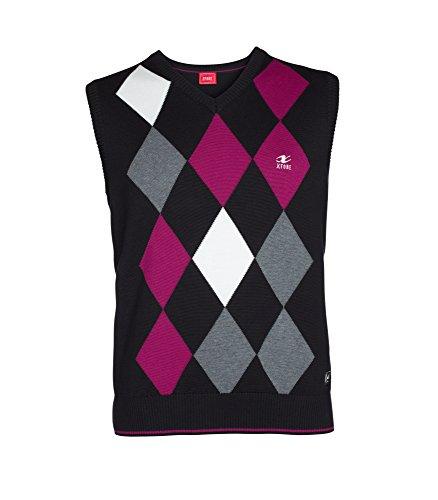 XFORE Golfwear Pullover Nelson schwarz L