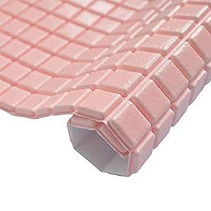 3D-Wandpaneel, Aolvo 3D-Mosaik-Tapete, DIY abziehen und