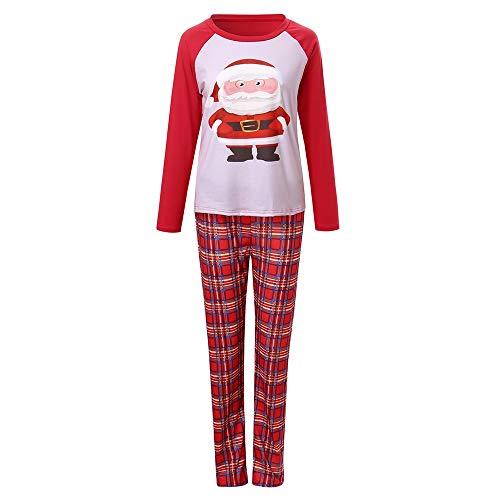 TianWlio Baby Weihnachten Pyjamas Baby Weihnachten Outfit Baby -