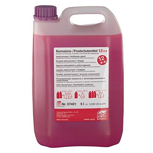 febi bilstein 37401 Frostschutzmittel G12++ für Kühler (5 Liter)