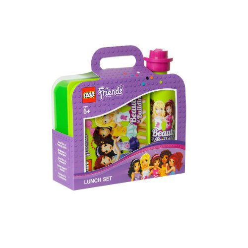 LEGO Friends Lunch Set, Lime Green by LEGO