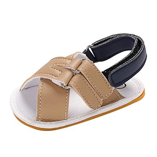 Vovotrade Erster Spaziergang Sandalen Schuhe Baby Sandalen Sommer Freizeitschuhe Outdoor Sneaker Cartoon Anti-Rutsch-weiche Sohle Kleinkind Schuhe By - Ferrari Suede Sneakers