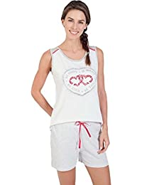 MASSANA Pijama de Mujer Estampado P181253