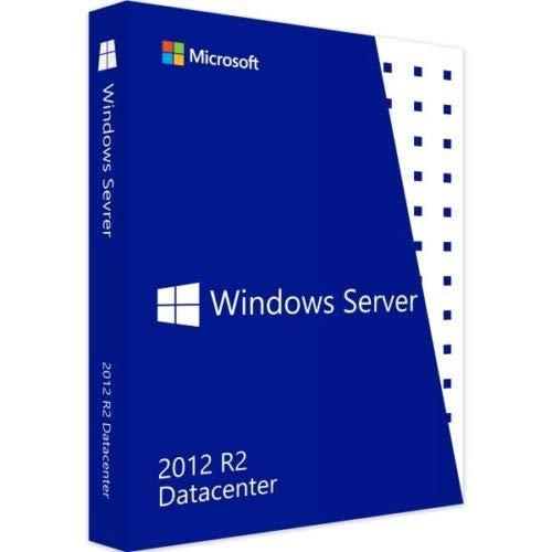 Windows Server 2012 R2 Datacenter, 64 Bit,Key OEM + USB-Stick (bootfähig) (2012 R2 Os Server)