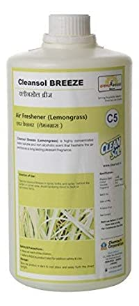 Cleansol Room Air Freshener (Lemon Grass) (1L)